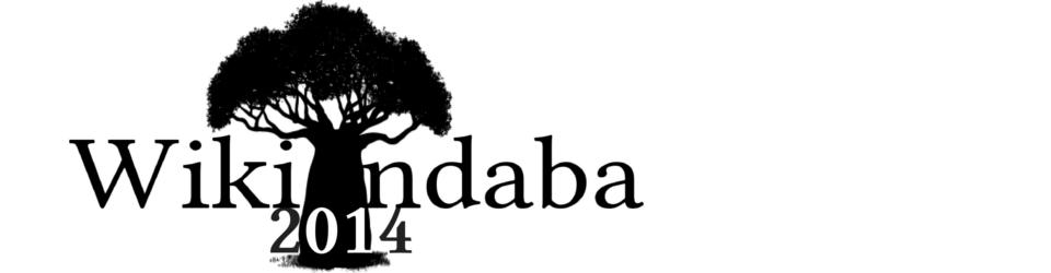 wiki indaba wikiafrica