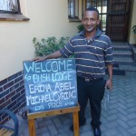 Abel Asrat, Wikipedian in Residence for WikiAfrica Ethiopia