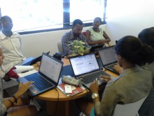 Activating Livity Africa onto Wikipedia