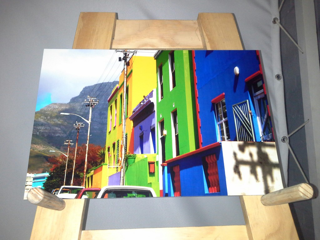 Bo-Kaap, one of the top 5 winning images from South Africa