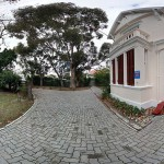 Panorama of Cape Medical Museum