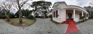 Panorama of Cape Medical Museum