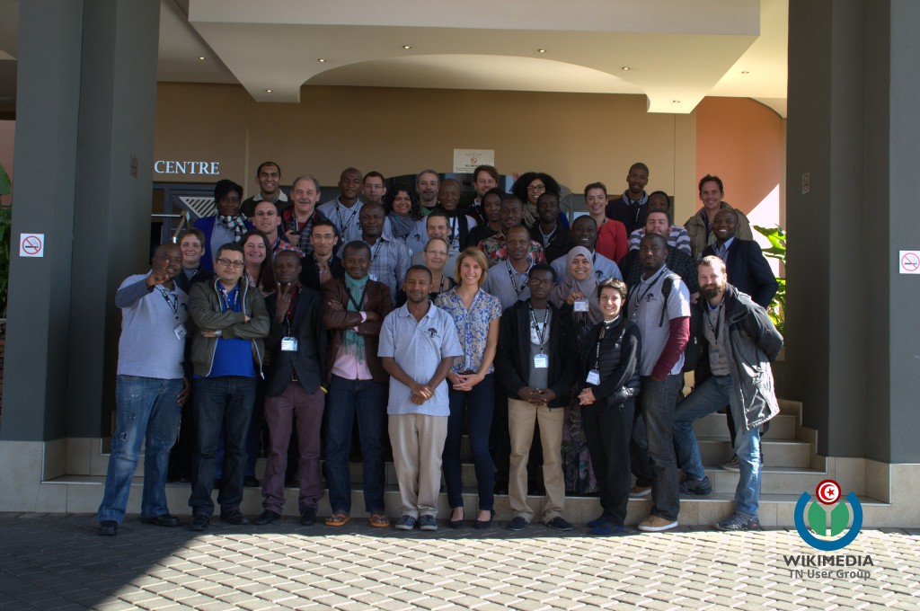 Wiki Indaba Attendees