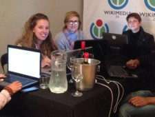The Open Book Festival Wiki edit-a-thon on South African Writers
