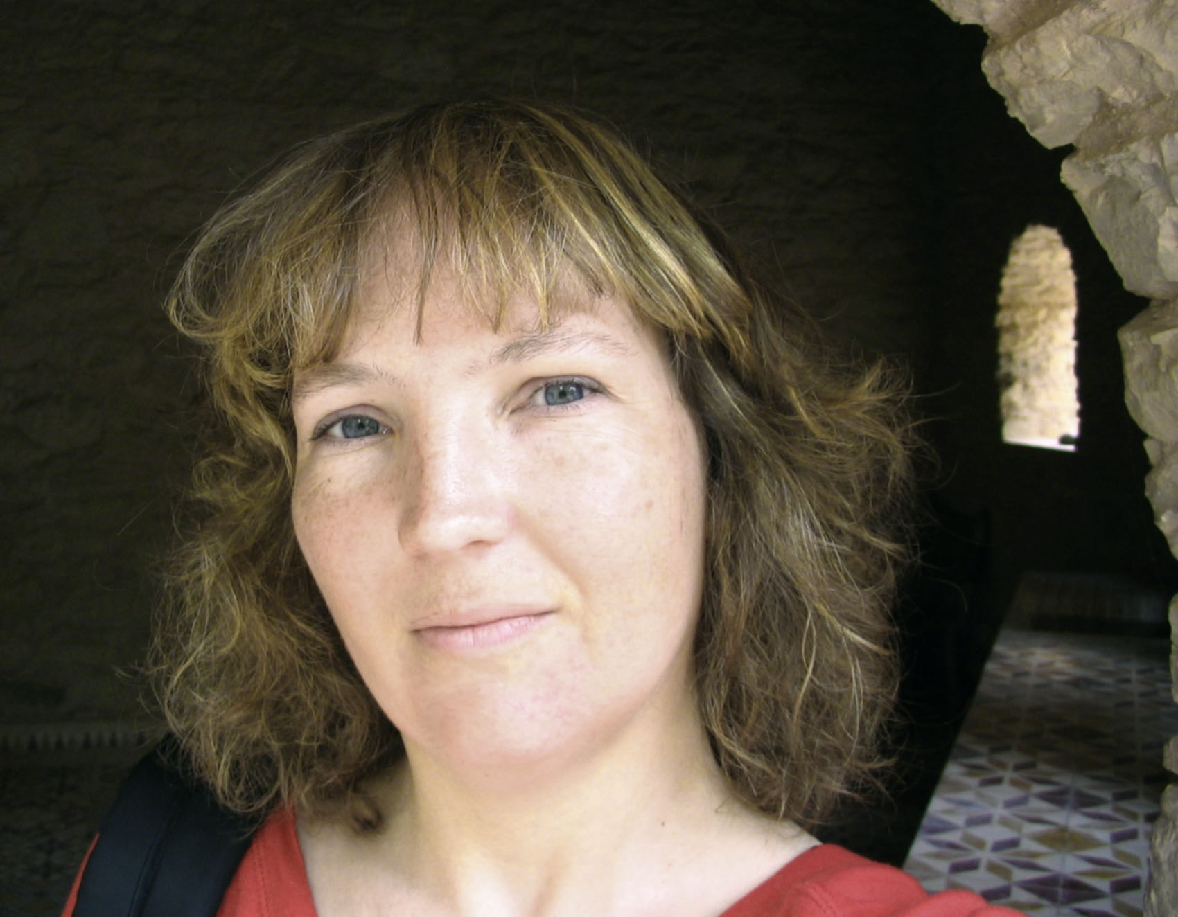 Florence Devouard, Kumusha Takes Wiki Co-Project Manager