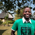 Michael Phoya,  Wikipedian in Residence for WikiAfrica Malawi